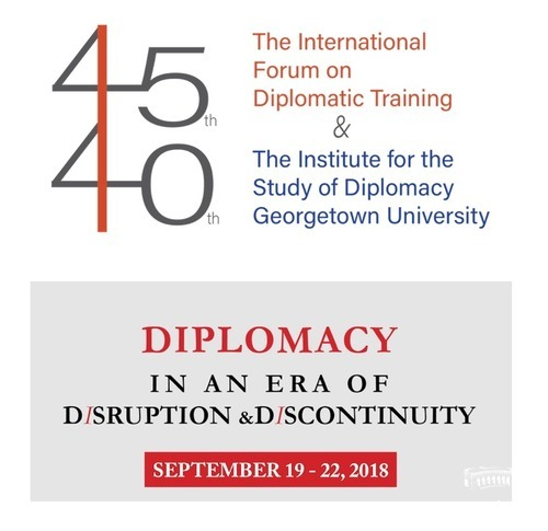 The 45th Forum on Diplomatic Training (IFDT)